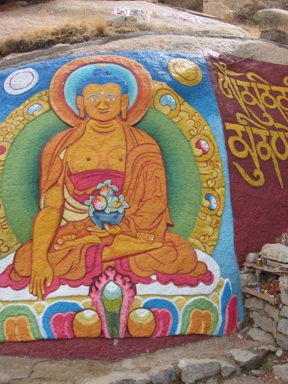 Tibetaanse tantra massage